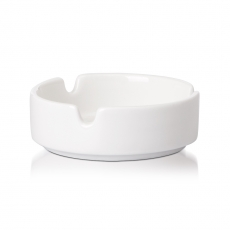 Popielniczka porcelanowa Modermo Prima śr. 8.9 cm<br />model: MP015<br />producent: Modermo
