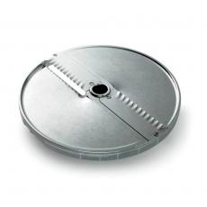 Tarcza FCO-6 do plastrów karbowanych 6 mm z 2 nożami prostymi do szatkownic Sammic<br />model: 1010408<br />producent: Sammic