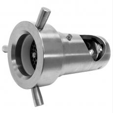 Gardziel z zespołem tnącym do napędu PS-22 Sammic<br />model: 1050216<br />producent: Sammic
