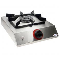 Taboret gastronomiczny gazowy 1-palnikowy | EGAZ KG-41<br />model: KG-41<br />producent: Egaz