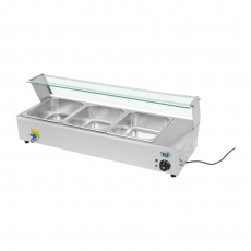 Nadstawka bemarowa RCBM-3 - 3 GN 1/2<br />model: 10010044<br />producent: Royal Catering