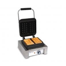 Gofrownica elektryczna -  duża kratka<br />model: 212127<br />producent: Hendi