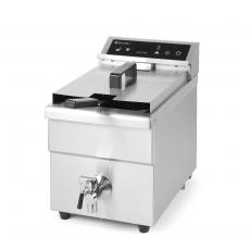 Frytownica indukcyjna Kitchen Line 8 l<br />model: 215012<br />producent: Hendi