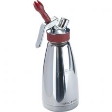 Termo-syfon do bitej śmietany i sosów<br />model: 500305<br />producent: iSi