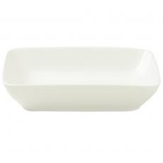 Półmisek do przystawek porcelanowy 16x12 cm Dove<br />model: 04ALM000099<br />producent: Porland