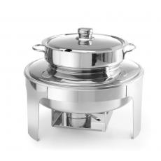 Podgrzewacz stołowy do zup<br />model: 470244<br />producent: Hendi