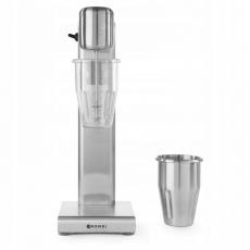 Shaker barowy do koktajli mlecznych<br />model: 224038<br />producent: Hendi