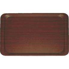 Taca drewniana laminowana GN 1/1 mahoń<br />model: 414020/W<br />producent: Stalgast