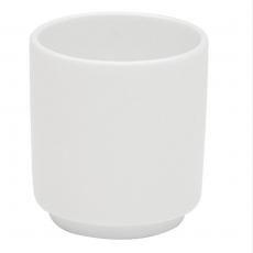 Pojemnik na wykałaczki porcelanowy śr. 5 cm Dove<br />model: 04ALM000008<br />producent: Porland