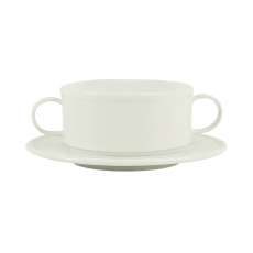 Bulionówka porcelanowa poj. 275 ml Line<br />model: 04ALM002785<br />producent: Porland