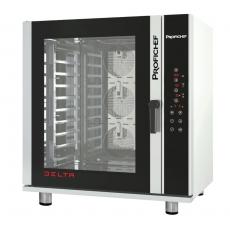 Piec konwekcyjno-parowy elektryczny ProfiChef Delta 12 GN 1/1<br />model: PCD21012<br />producent: ProfiChef