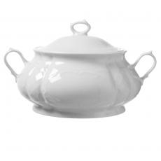 Waza na zupę porcelanowa poj. 3,2 l Palazzo<br />model: 773703<br />producent: Fine Dine