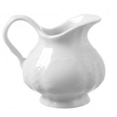 Mlecznik porcelanowy poj. 200 ml Palazzo<br />model: 773772<br />producent: Fine Dine