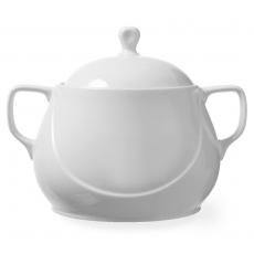 Waza na zupę porcelanowa poj. 3.2 l Gourmet<br />model: 773567<br />producent: Fine Dine