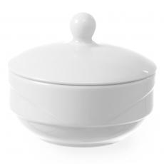 Cukiernica porcelanowa śr. 10 cm Gourmet<br />model: 773543<br />producent: Fine Dine