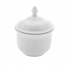 Cukiernica porcelanowa poj. 300 ml Classic<br />model: 774045<br />producent: Fine Dine