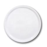 Talerz do pizzy porcelanowy biały śr. 28 cm Speciale 774830