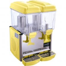 Dystrybutor do zimnych napojów 2x12 l<br />model: 469102<br />producent: Stalgast