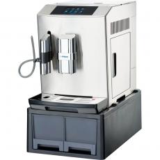 Ekspres automatyczny do kawy w obudowie ze stali nierdzewnej<br />model: 486960<br />producent: Stalgast