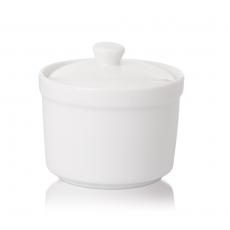 Cukiernica z pokrywą porcelanowa Modermo Prima<br />model: MP002<br />producent: Modermo
