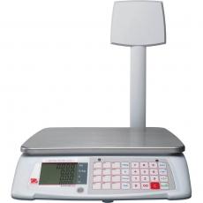 Waga kalkulacyjna z wyświetlaczem na wysięgniku - zakres ważenia do 15 kg<br />model: 731153<br />producent: Ohaus