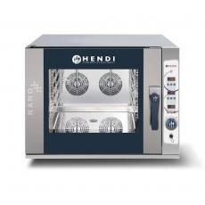 Piec konwekcyjno-parowy HENDI NANO 5xGN 1/1 - sterowanie elektroniczne<br />model: 223123<br />producent: Hendi