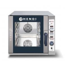 Piec konwekcyjno-parowy HENDI NANO 5xGN 2/3 - sterowanie manualne <br />model: 223307<br />producent: Hendi