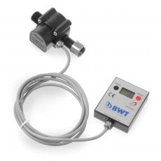 Licznik wody z wyświetlaczem<br />model: 231333<br />producent: Hendi