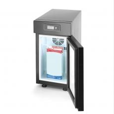 Lodówka na mleko z wyświetlaczem temperatury<br />model: 232835<br />producent: Hendi