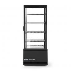 Witryna chłodnicza 98 l czarna<br />model: 233269<br />producent: Arktic