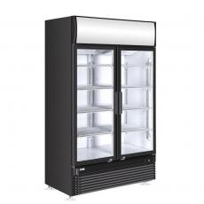 Witryna chłodnicza z podświetlanym panelem 760 l<br />model: 233795<br />producent: Hendi