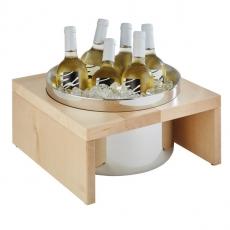 Stojak na butelki BRIDGE klon<br />model: 13985<br />producent: APS