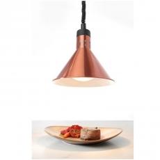 Lampa do podgrzewania potraw wisząca<br />model: 273876<br />producent: Hendi