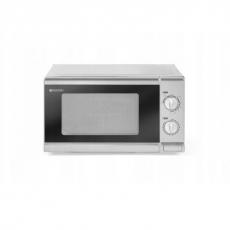 Kuchenka mikrofalowa z funkcją grilla<br />model: 281710<br />producent: Hendi