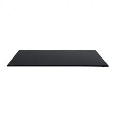 Płyta melaminowa ZERO GN 1/1 czarna<br />model: 84195<br />producent: APS
