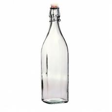 Butelka Swing z zamknięciem 1 l<br />model: 3.14720<br />producent: Bormioli Rocco