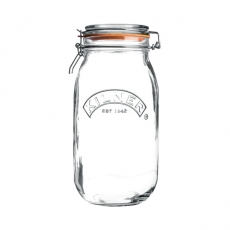 Słoik CLIP TOP poj. 1,5 l<br />model: 25.492<br />producent: Kilner