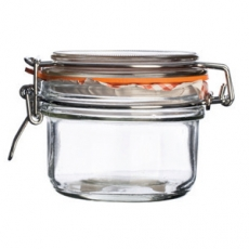 Słoik CLIP TOP poj. 125 ml<br />model: 25.496<br />producent: Kilner