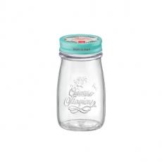 Butelka Vintage Label z nakrętką 200 ml<br />model: 3.65641V<br />producent: Bormioli Rocco