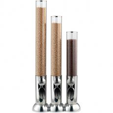 Dyspenser do płatków śniadaniowych poj. 2,5 l<br />model: ETO 250 E 100<br />producent: Frilich