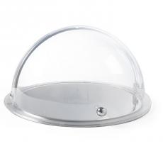 Pokrywa roll-top do tacy okrągłej<br />model: 427514<br />producent: Hendi