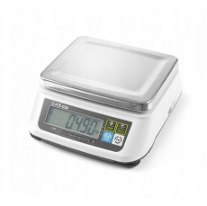 Waga kuchenna z legalizacją 3 kg<br />model: 580448<br />producent: Hendi