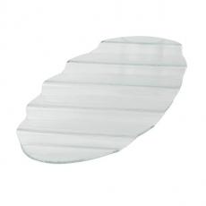 Schodki szklane - kaskada owalna 5-stopniowa<br />model: 3760-6963-46-001<br />producent: 3D