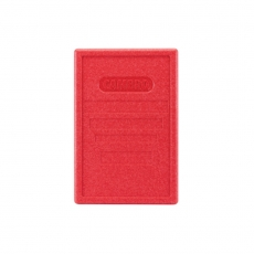 Pokrywa do pojemnika termoizolacyjnego Cam GoBox czerwona<br />model: EPP3253LID/521<br />producent: Cambro
