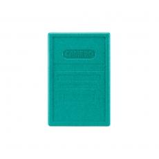 Pokrywa do pojemnika termoizolacyjnego Cam GoBox zielona<br />model: EPP3253LID/113<br />producent: Cambro
