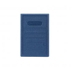 Pokrywa do pojemnika termoizolacyjnego Cam GoBox niebieska<br />model: EPP3253LID/159<br />producent: Cambro