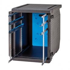 Termos na żywność Cam GoBox piekarniczy z regulowanymi prowadnicami<br />model: EPP4060FADJR<br />producent: Cambro