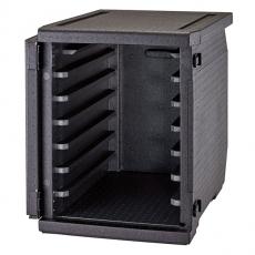 Termos na żywność Cam GoBox piekarniczy z 6 prowadnicami<br />model: EPP4060F6R<br />producent: Cambro