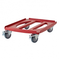 Wózek Camdolly do transportu termosów Cam GoBox piekarniczych<br />model: CD4060EPP/158<br />producent: Cambro