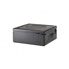 Pojemnik termoizolacyjny do pizzy CamGoBox - 2 pizze 33x33 cm<br />model: EPPZ35100<br />producent: Cambro